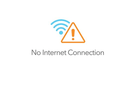 No Internet Access? What to do?