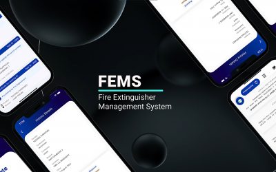Fire Extinguisher Management System (FEMS) Official Release